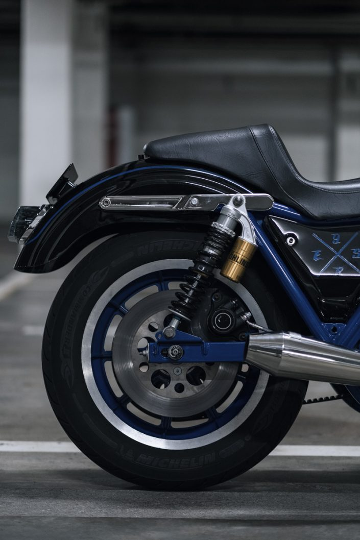 Harley FXR